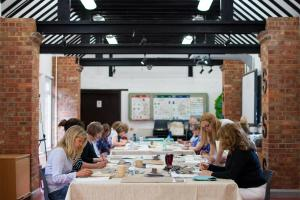 Gallery ColourWheel Art Classes
